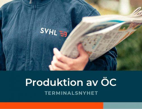 Produktion av ÖC